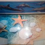 Наливной 3Д пол