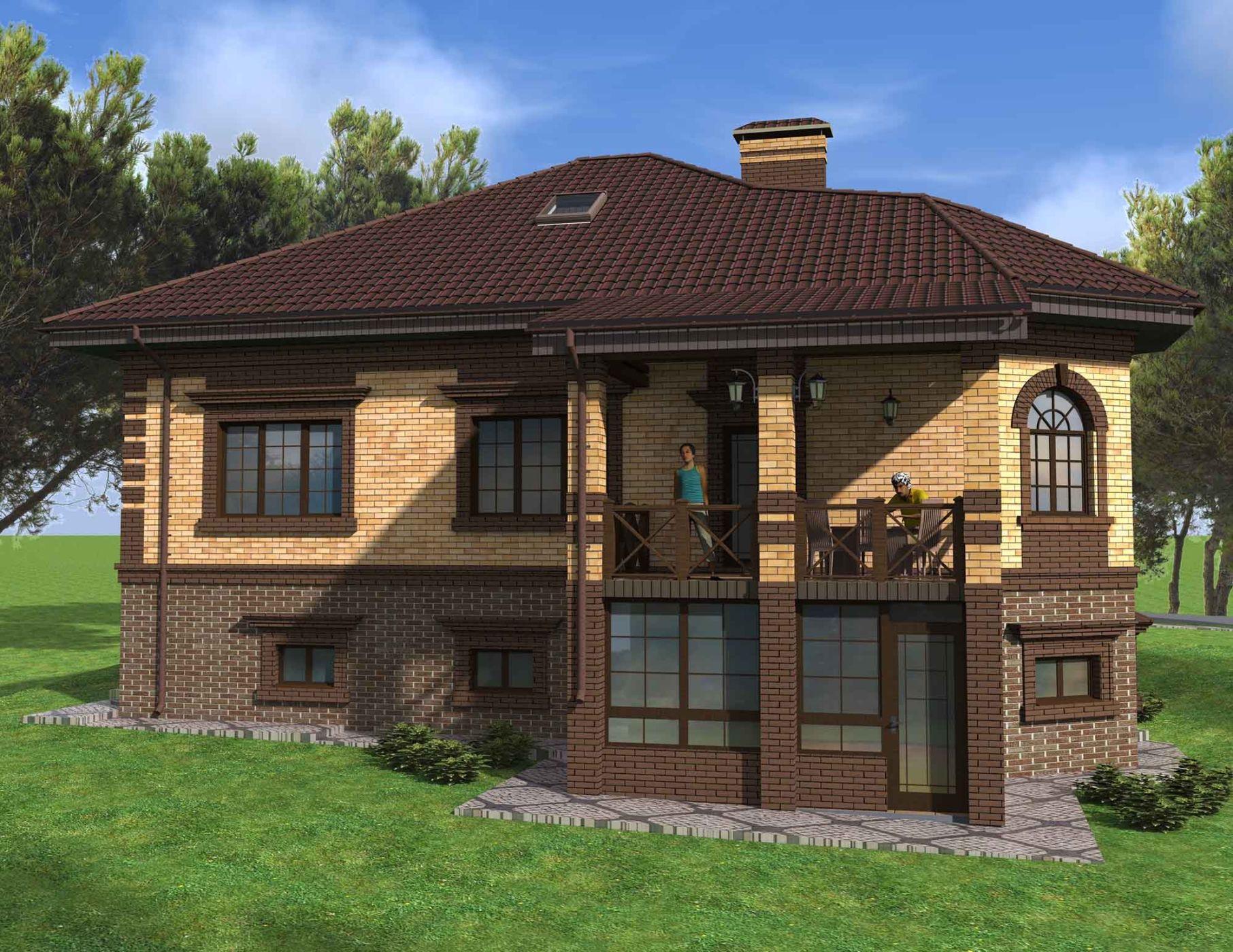 Фото Проекты дачных домов.