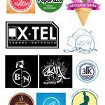 Разработкой дизайна логотипов