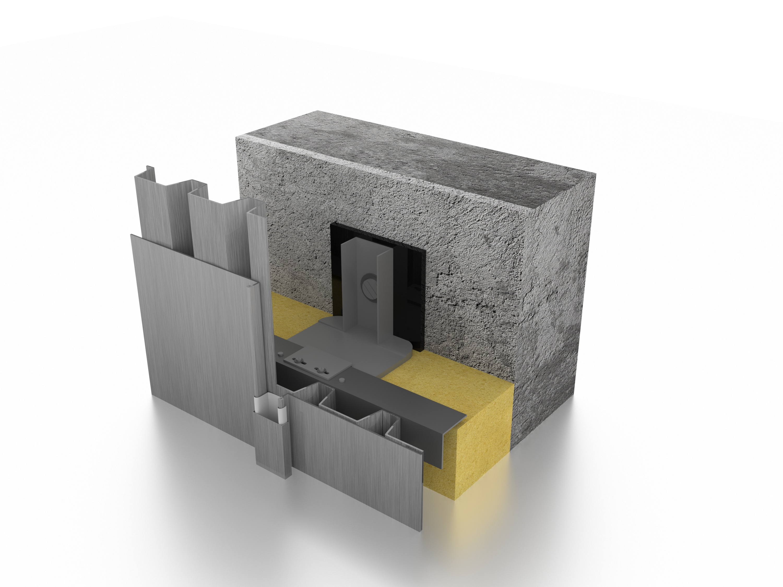 Фото 3D моделирование подконструкции