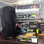 Сборка новых и б/у компьютеров на заказ от 2 часов! Фото-Отчёт!