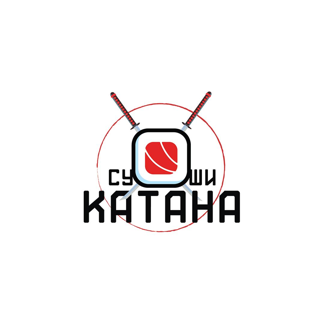 Фото Логотип доставки суши