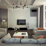 Дизайн интерьера, фасада, ландшафта.
