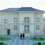 Дизайн экстерьера,фасада