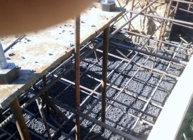 Фото бетонные работы