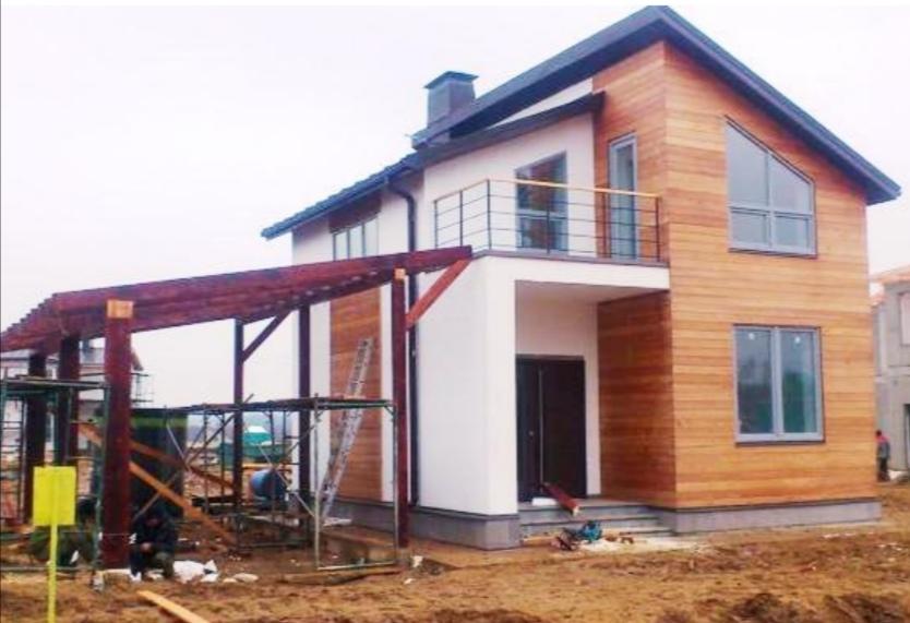 Фото Строительство от фундамента до ключа внутренняя и наружная отделка, 4 месяцев