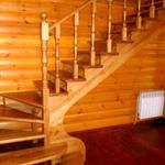 Изготовление и реставрация лестниц