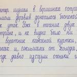 Перепишу красивым почерком