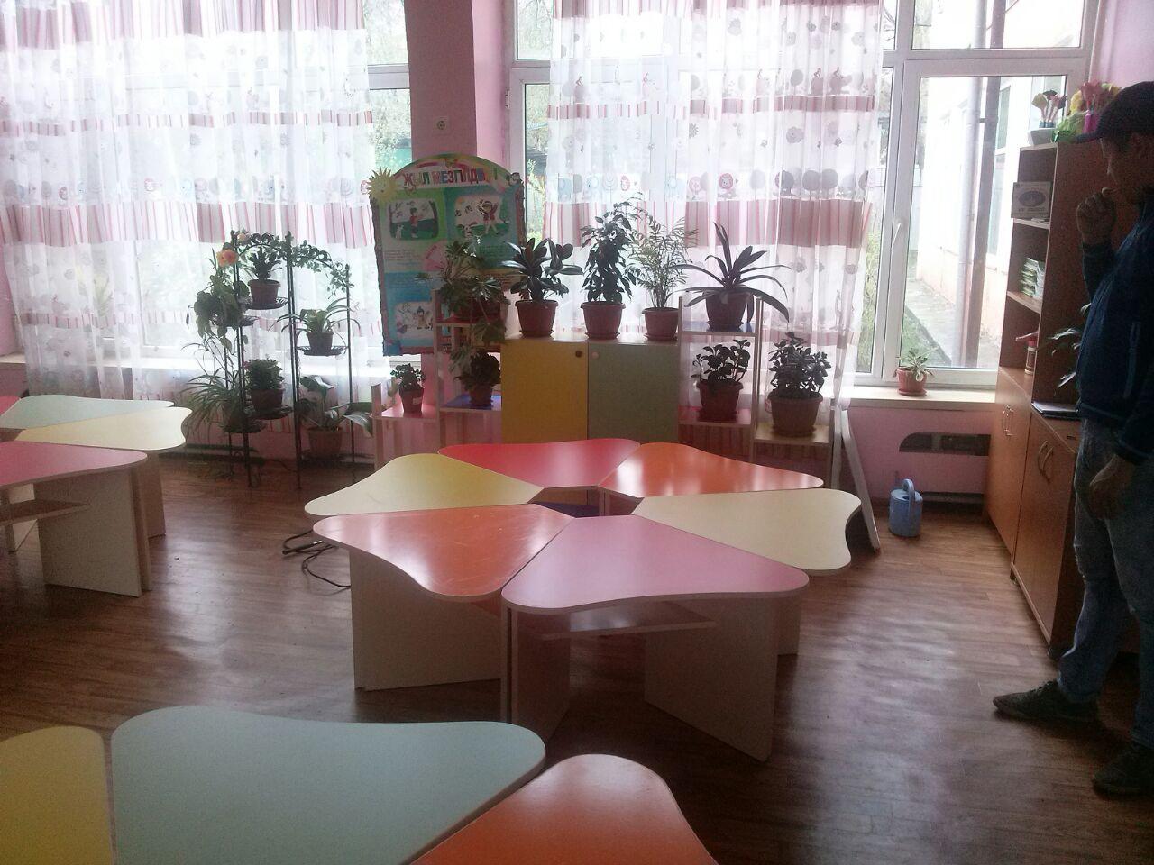 Фото Изготовление столов для детсад