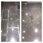 Кристаллизация мрамора и гранита
