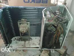 Фото ремонт кондиционера замена вентилятора полная диагноситика