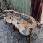 Мебель со слэбов на заказ