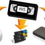 Оцифровка видеокассет на флешку