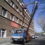 Услуги автовышки 15,17,22,25 метров