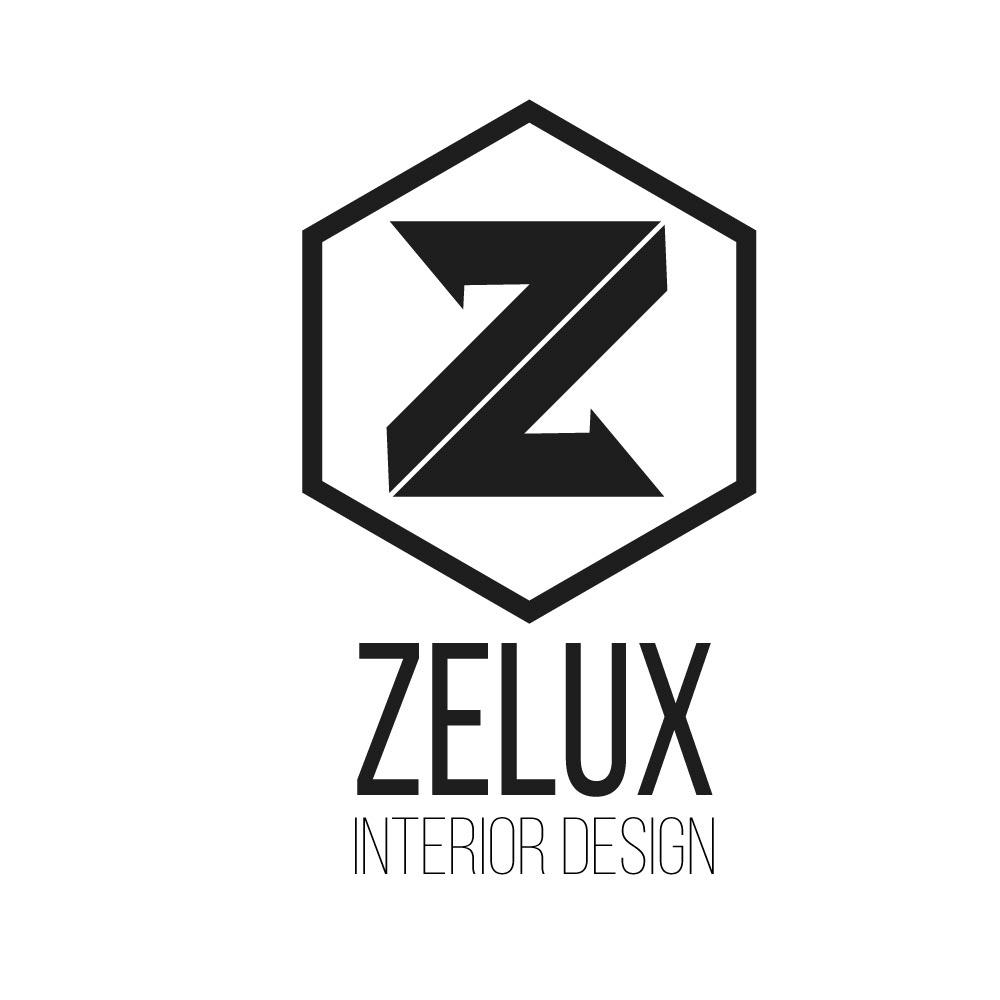 Фото Логотип для студии дизайна интерьера Zelux