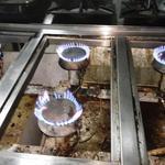 Установка и ремонт газовых плит