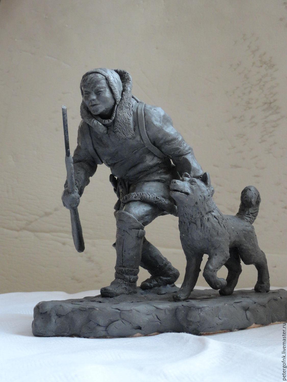 Фото Скульптура из пластилина