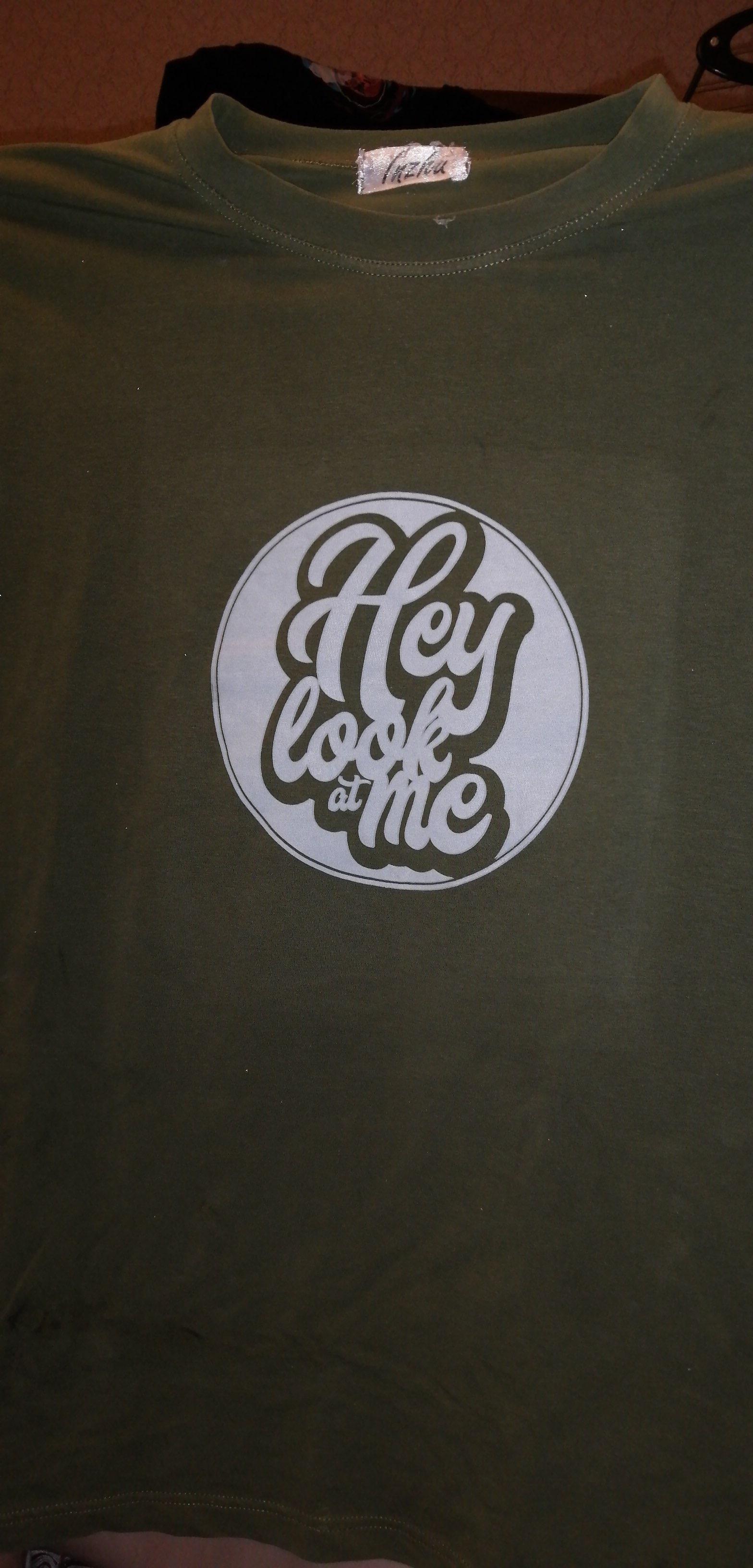 Фото Нанесение логотипа, методом шелкографии