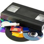 Оцифровка VHS