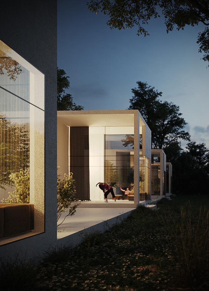 Фото Архитектурная 3D визуализация