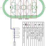 Строительство футбольного поле под ключ