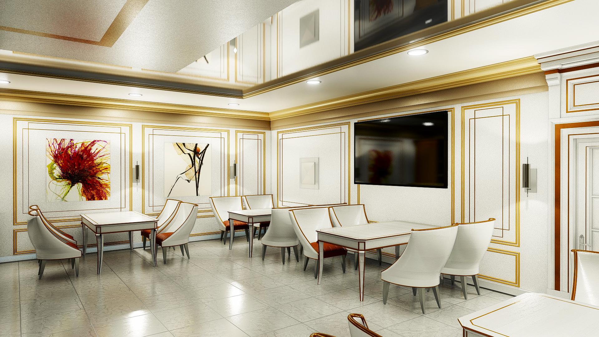 Фото Проект ресторана