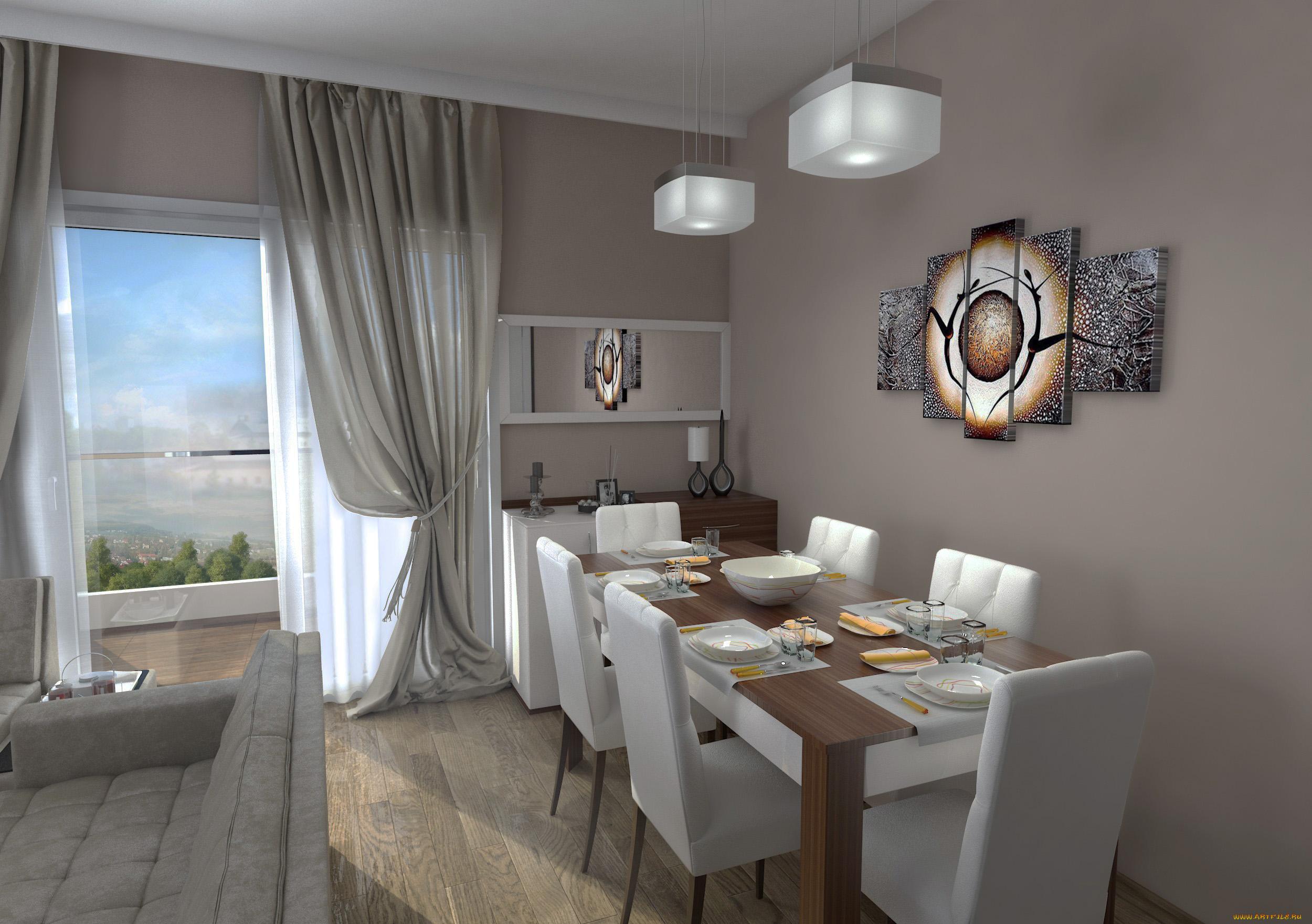 Фото Дизайн квартиры