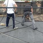Ремонт панельных крыш
