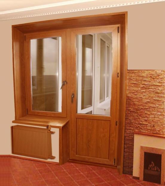 Фото Реставрация пластиковых алюминиевых окон дверей витражей, а так же изготовление  5
