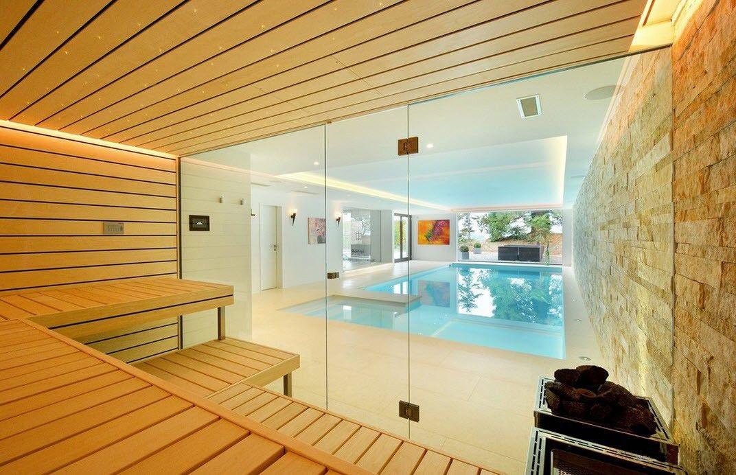 Фото Проекты бассейнов