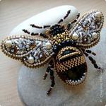 Эксклюзивные украшения из бисера и камней ручной работы