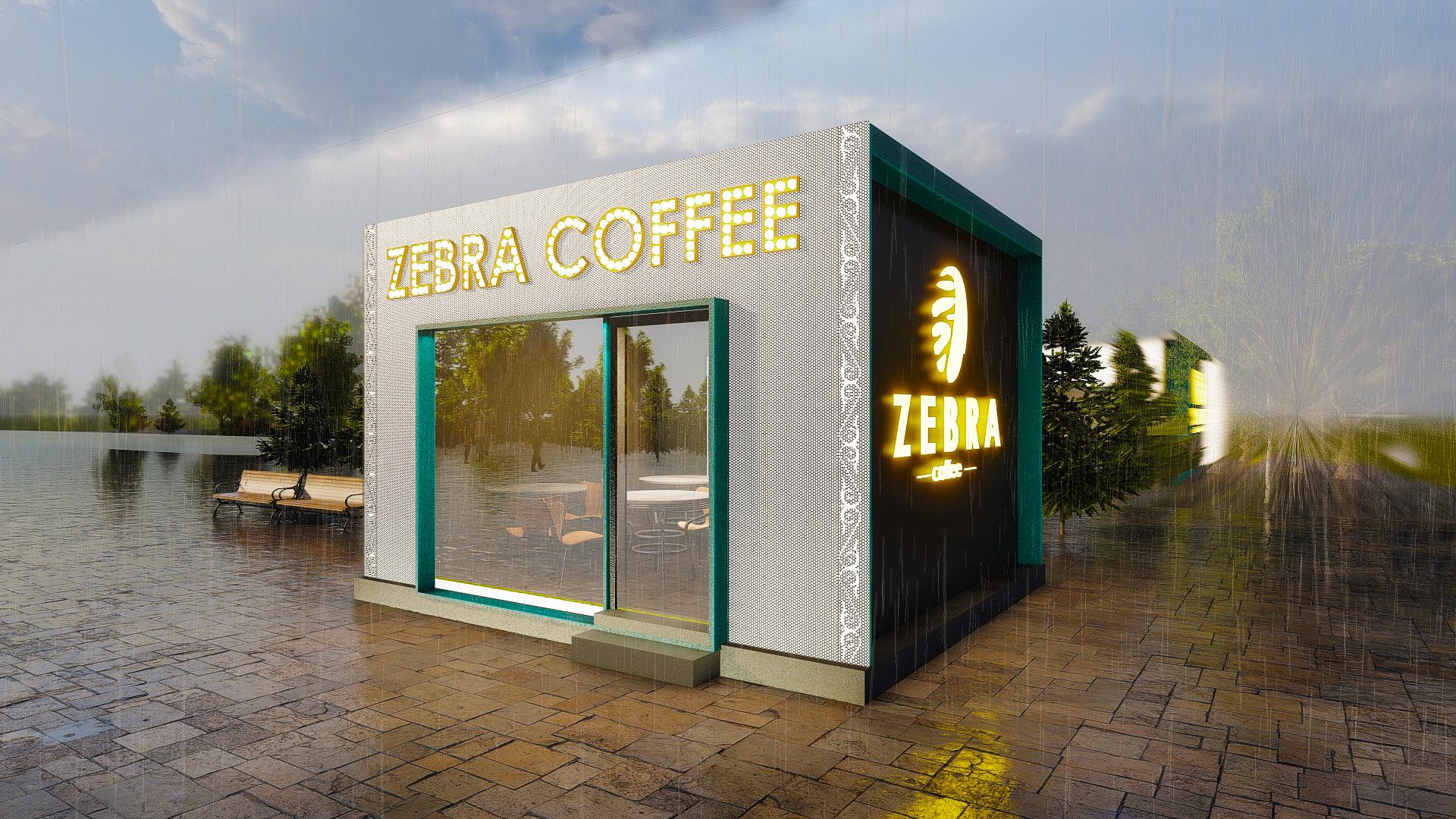 Фото Проект кафе