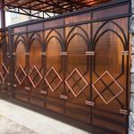 Изготовление и установка уличных ворот и автоматики