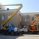 Услуги автовышки от 15 до 25 метров