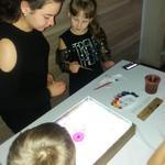 Мастер-классы по рисованию на воде-Эбру