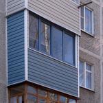 Утепление балконов, внутренняя отделка, обшивка.