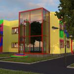 3D Моделирование и визуализация экстерьеры/интерьеры домов