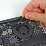 Замена кулера на ноутбуке